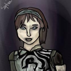 Wander - Realistic Portrait by AGirlFromDistrict3