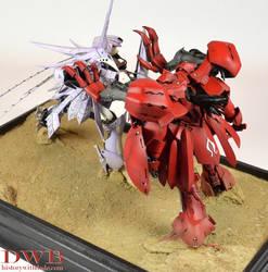 Bang Doll vs Ashura Temple 2 by Bang-Doll-SSI