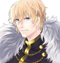Gawain by helenvitter