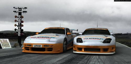 LFS - GTR Series by lamuz