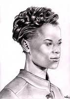 Letitia Wright by emalterre