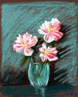 Trois Fleurs by emalterre