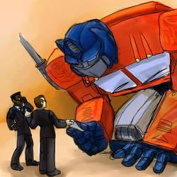 Mr Prime? MIB... Division 6 by jameson9101322