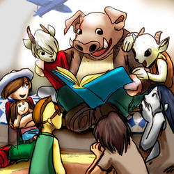 Storytime by jameson9101322