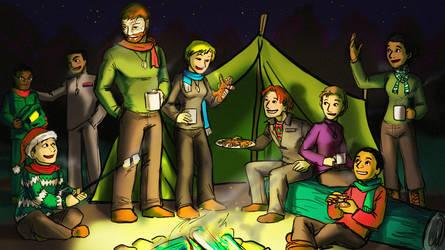 Post Comic Company0051 Christmas by jameson9101322