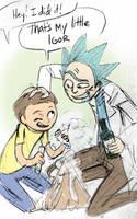 Rick and Morty - Igor by jameson9101322
