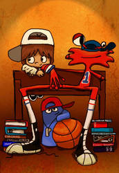 'I could go Pro' by jameson9101322