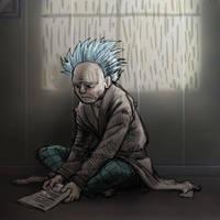 Rick And Morty Sadrick by jameson9101322
