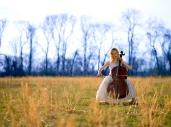 Cello Emmanuelle by roninsps