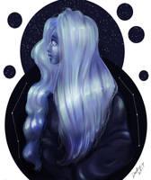 Blue Diamond by TotoroCaat