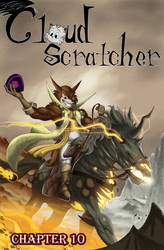 Cloudscratcher Chapter 10 cover by LordShmeckie