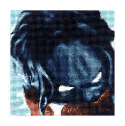 Raziel - Cross Stitch by shingorengeki