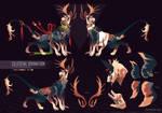 Caeli Auction: Celestial Divination (Closed) by faios