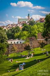 Warsaw on lazy sunday by 4GottenWords