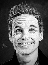 Eddie Redmayne 2 by GraphiteFox