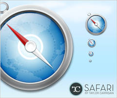 Safari Icon by TaylorCarrigan