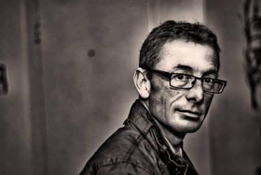 HDR Portrait by unifx