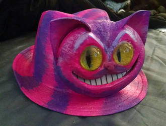 Cheshire Hat by Handcuffknot