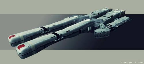 Macross Cannon MK.5 by AtomicGenjin