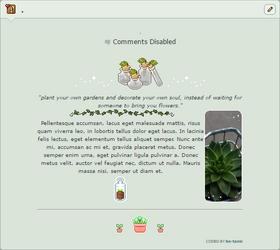 box | plants v.2 by bo-tanic