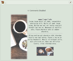 box | cafe by bo-tanic