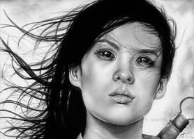 Zhang Ziyi by Lorelai82
