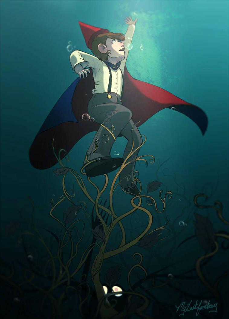Under Water by Mylastfantasy