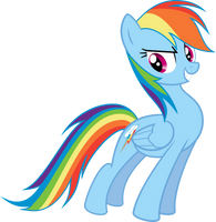 MLP Rainbow Dash is Best by mewtwo-EX