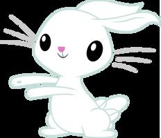 MLP: Angel Bunny wants a hug by mewtwo-EX