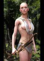 The Huntress by V3Digitimes