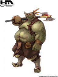 Ogre by NuMioH