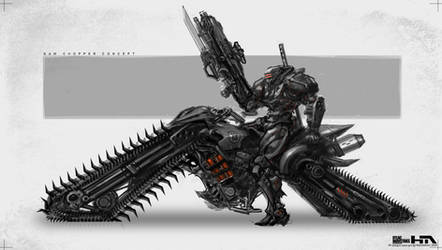 Chainsaw Chopper by NuMioH