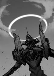 Eva 01 Halo by NuMioH
