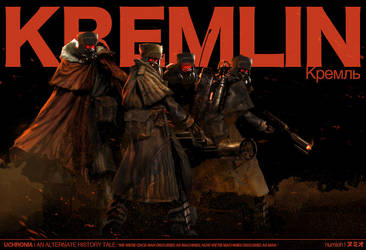 KREMLIN by NuMioH