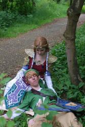Legend of Zelda Cosplay - Heartbroken by Oloring