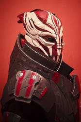 Nihlus Kryik - Mass Effect by Mick-rocks-Cosplay