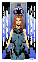 Mara Jade by SteelhavenStudio