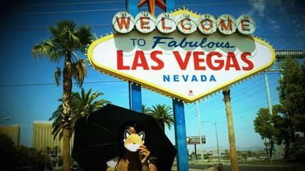 Stupid Fox in Vegas by Kiku-Michi
