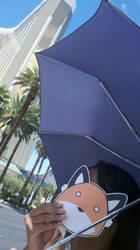 Stupid Fox in Vegas 2 by Kiku-Michi