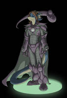Colquhoun personal Armour by Morgoth883