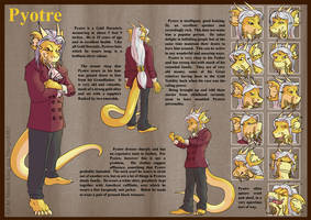 Pyotre, Reference sheet 5 of 8 by Morgoth883