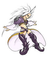 Kuja by Morgoth883