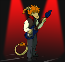 Syrus hits the Bass by Morgoth883