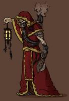 Tech Priest by Morgoth883