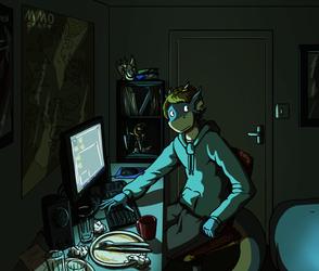 Jack - Darastrix Portraits by Morgoth883