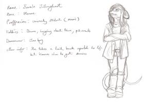 Concept - Sarah Tillinghast by Morgoth883