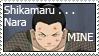 Shikamaru is MINE by shifaikia
