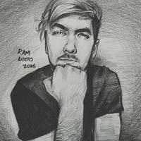 Quick Sketch - Booper Dooper by RamNieto