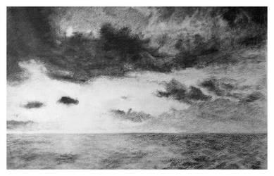Ocean clouds by g30dud3