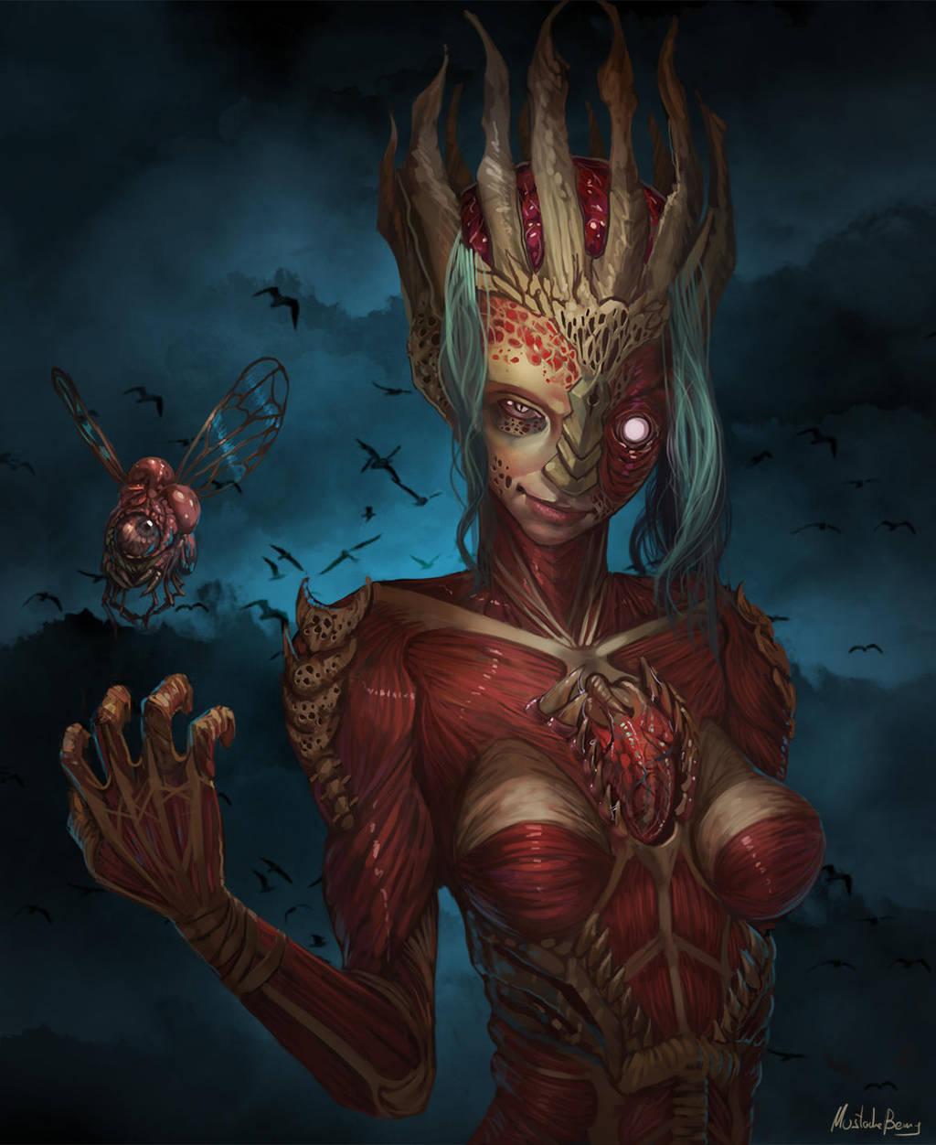 Gore Queen by GetsugaDante